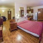 Apartament 2-osobowy Superior z aneksem kuchennym z 1 pomieszczeniem sypialnianym (możliwa dostawka)