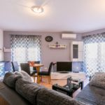 Ground Floor 2-Room Family Apartment for 4 Persons (extra beds available)