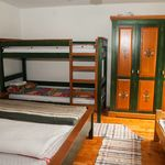 Фемили Однокомнатный 5-местный апартамент с видом на горы