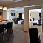 Apartmán s manželskou posteľou s 1 spálňou (s možnosťou prístelky)