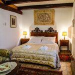 Teraszos Deluxe franciaágyas szoba