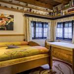 Apartament 3-osobowy na parterze Romantyczny z 1 pomieszczeniem sypialnianym (możliwa dostawka)