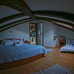 Tetőtéri Family négyágyas szoba
