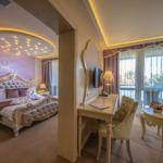 Romantik  Suita s manželskou postelí s 1 ložnicí