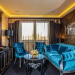 Rezydencja pokój 2-osobowy Executive Deluxe z 1 pomieszczeniem sypialnianym