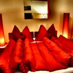 Földszinti Komfort 4 fős apartman 2 hálótérrel (pótágyazható)