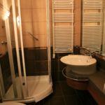 Erdőre néző emeleti kétágyas szoba (pótágyazható)