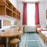 Összenyitott zuhanyzós 4 fős apartman 2 hálótérrel
