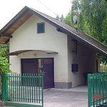 Udvarra néző teraszos 2 fős faház