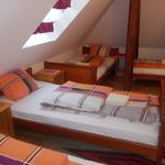 Mansard 5 Person Room with Shared Bathroom