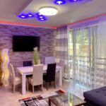 Földszinti Komfort 6 fős apartman 3 hálótérrel (pótágyazható)