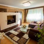 Apartament family la etaj cu 1 camera pentru 4 pers. (se poate solicita pat suplimentar)