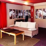 Однокомнатный 4-местный люкс Студия на первом этаже (с доп. местом)