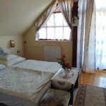 Tetőtéri erkélyes franciaágyas szoba (pótágyazható)