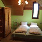 Camera dubla la etaj cu baie comuna (se poate solicita pat suplimentar)