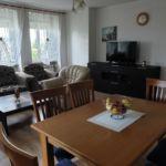 Apartament economy cu vedere spre mare cu 3 camere pentru 8 pers.