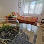 Apartament confort cu bucatarie proprie cu 2 camere pentru 6 pers.