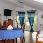 Tetőtéri légkondicionált 4 fős apartman 1 hálótérrel (pótágyazható)
