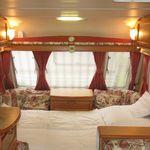 Suita diamond Full Comfort caravana cu 1 camera pentru 3 pers. (se poate solicita pat suplimentar)