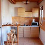 Balkonos fürdőszobás 2 fős üdülőház
