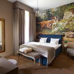 Földszinti Superior franciaágyas szoba (pótágyazható)