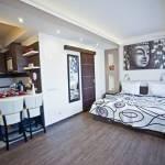 Apartament 2-osobowy Studio Standard Plus z 1 pomieszczeniem sypialnianym (możliwa dostawka)