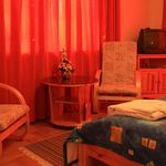 Apartament 2-osobowy Lux Comfort z 1 pomieszczeniem sypialnianym (możliwa dostawka)