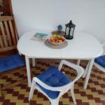 Apartman s balkónem s vlastní kuchyní pro 4 os. se 2 ložnicemi (s možností přistýlky)