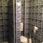 Zuhanyzós Deluxe 5 fős apartman 1 hálótérrel (pótágyazható)
