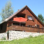 Standard Mountain View Chalet for 12 Persons