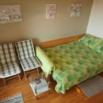 Studio Sea View 1-Room Apartment for 2 Persons