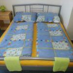 Apartament 2-osobowy Przyjazny podróżom rodzinnym pokój od strony basenu z 1 pomieszczeniem sypialnianym (możliwa dostawka)