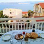 3-Zimmer-Apartment für 6 Personen mit Balkon und Aussicht auf das Meer