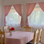 Deluxe 3-Zimmer-Apartment für 7 Personen mit Aussicht auf den Garten