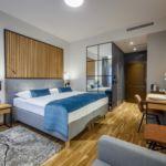Pokój 2-osobowy Komfort z klimatyzacją (możliwa dostawka)