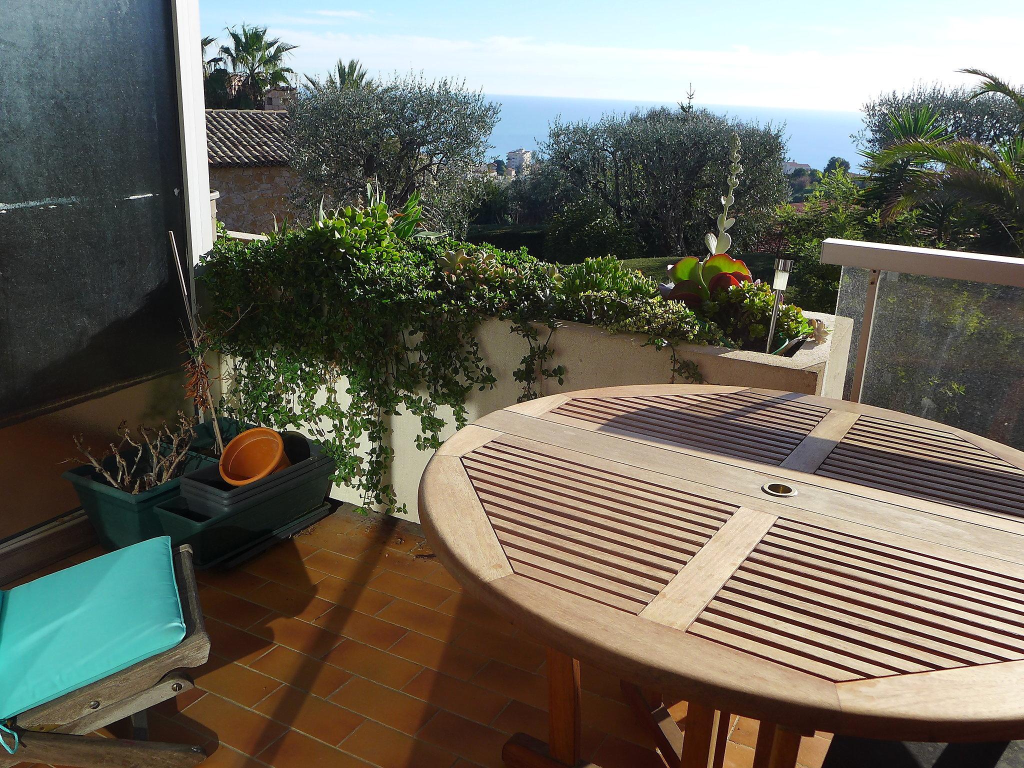 Apartment jardin bleu nice for Jardin wilson nice