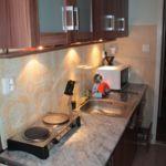 Földszinti saját konyhával 4 fős apartman 2 hálótérrel (pótágyazható)