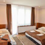 Pokój 3-osobowy z balkonem z łazienką