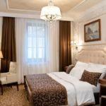 Deluxe franciaágyas szoba