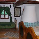 Casa rustica classic pentru 3 pers. (se inchirieaza doar integral) (se poate solicita pat suplimentar)