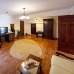Emeleti Tourist 4 fős apartman 2 hálótérrel (pótágyazható)