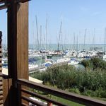 Plus Partial-Balaton Panorama-View Terrace Double Room (extra bed available)