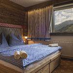 Komfort Dreibettzimmer mit Aussicht auf die Berge (Zusatzbett möglich)