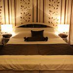 Légkondicionált Business Plus franciaágyas szoba