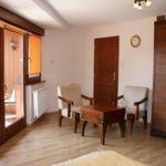 Apartament 2-osobowy Superior z balkonem z 1 pomieszczeniem sypialnianym
