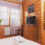 Apartament 4-osobowy z tarasem z widokiem na góry z 2 sypialniami