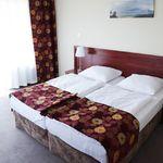 Komfort kétágyas szoba (pótágyazható)