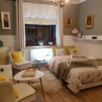 Gold Izba s manželskou posteľou na prízemí