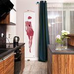 Apartament 6-osobowy Exclusive z panoramą z 2 sypialniami