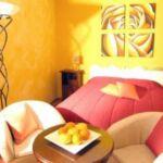 Apartament 3-osobowy Exclusive z widokiem na morze z 1 pomieszczeniem sypialnianym